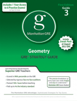 Manhattan GRE  Geometry Strategy Guide