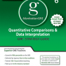 Manhattan GRE Quantitative Comparisons & Data Interpretation GRE Strategy Guide