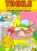 Tinkle Double Digest No.23 – Where Learning Meets Fun
