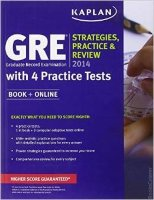 GRE Strategies, Practice & Review 2014 With 4 Practice
