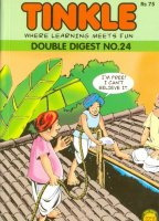 Tinkle Double Digest No.24 – Where Learning Meets Fun