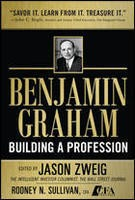 Building A Profession | Benjamin Graham