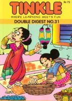Tinkle Double Digest No.31 – Where Learning Meets Fun