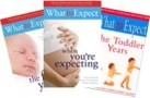 Set Of 3 Books For Baby & Mother From Pregnancy To 12-36 Months