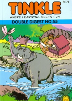 Tinkle Double Digest No.55 – Where Learning Meets Fun Tinkle Double Digest No.55 – Where Learning Meets Fun