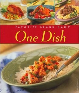 One Dish: Favourite Brand Name