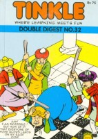 Tinkle Double Digest No.32 – Where Learning Meets Fun