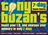 TONY BUZAN'S 7 DAY BRAIN BOOST PACK