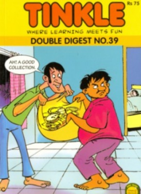 Tinkle Double Digest No.39 – Where Learning Meets Fun Tinkle Double Digest No.39 – Where Learning Meets Fun