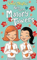 New Term At Malory Towers (No.7) What a term! The dreadful Bonnie is following me everywhere, and Amy has a strange family secret. But June and Freddie are always playing tricks on the teachers to keep us laughing. Wish you were here!