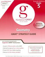 Manhattan GMAT  Geometry Strategy Guide