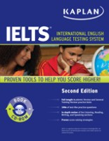 Kaplan IELTS With CD-ROM