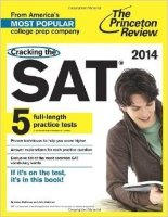 Cracking The SAT 5 Full - Length Practice Tests