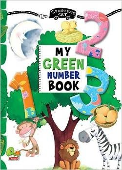 My Green Number Book An innovative title that introduces numbers up to 20 through elements of the environment.