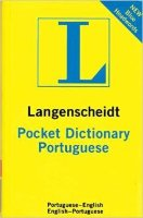 Langenscheidt Pocket Dictionary Portuguese Portuguese-English/English-Portuguese