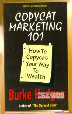 Copycat Marketing 101 Copycat Marketing 101 will make you aware that most people are stuck in a situation without growth.