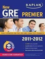 New GRE Premier With CD-ROM [2011-2012 Edition]
