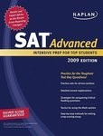 Kaplan SAT Advanced  2009 Edition
