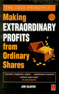 Making Extraordinary Profits from Ordinary Shares This book is a modern investment classic and A very simple idea, which the author calls The Zullu Priciple, powers its fame and success - the idea that to make big profits, an individual investor should focus on a narrow area and fully master a few things.