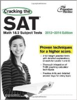 Cracking The SAT Math 1 & 2 Subject Test 2013-14