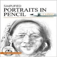 Simplified Portraits In Pencil (Free Explanatory DVD Inside)