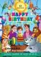 12 Animated Happy Birthday Songs (VCD in Hindi)