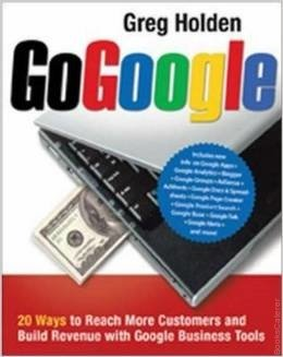 "Go Google ""Go Google"" is a comprehensive guide to everything readers need to know about Google's myriad applications, including Google Apps."