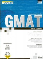 Nova's GMAT Prep Course - 2012 Edition With CD