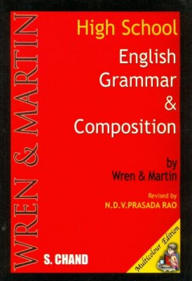 High School English Grammar & Composition Abbreviations for each latter appear on separate pages before presenting the meaning for that letter making them an easy find.